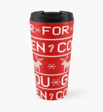 You Go Glen Coco! Travel Mug