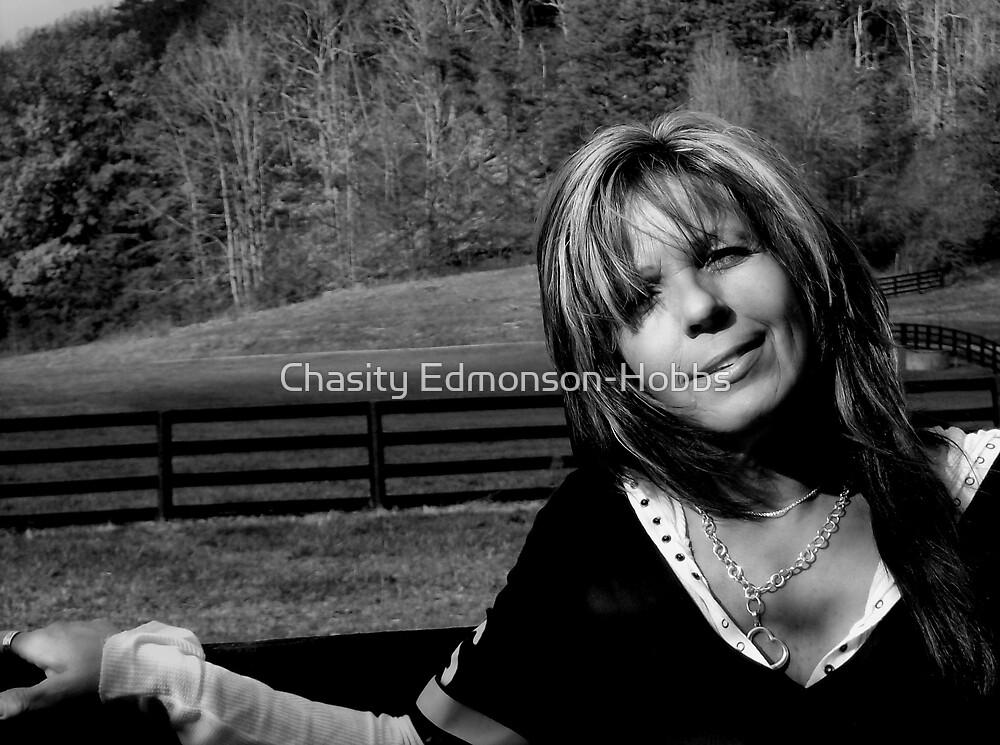 Aunt Sissy by Chasity Edmonson-Hobbs