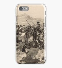 The Charge of the Light Brigade in 1854 iPhone Case/Skin