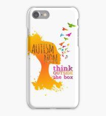 Autism mom Awareness Autism tshirt iPhone Case/Skin