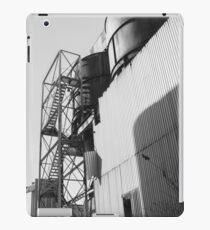 Urban Exploration - Factory Side iPad Case/Skin