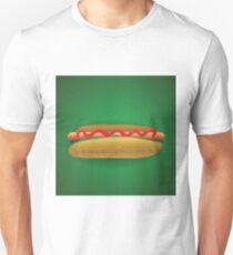 hot dog Unisex T-Shirt