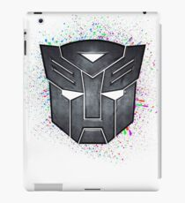 Transformers Autobots iPad Case/Skin