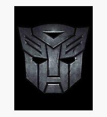 Transformers Autobots Photographic Print