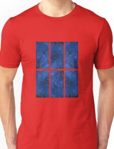 The view from one window of the TARDIS Unisex T-Shirt