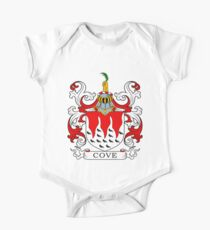 Cove Coat of Arms One Piece - Short Sleeve