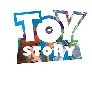Toy Story To Infinity by shaz3buzz2