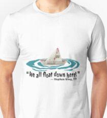 Stephen King's IT Boat Unisex T-Shirt