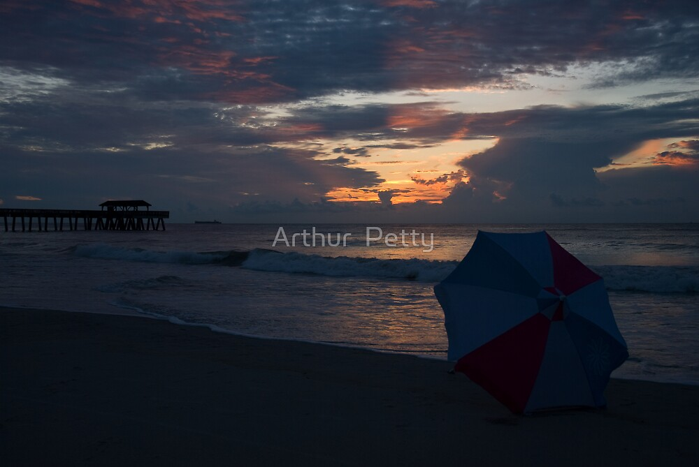 "Waiting For The Sun by Arthur ""Butch"" Petty"