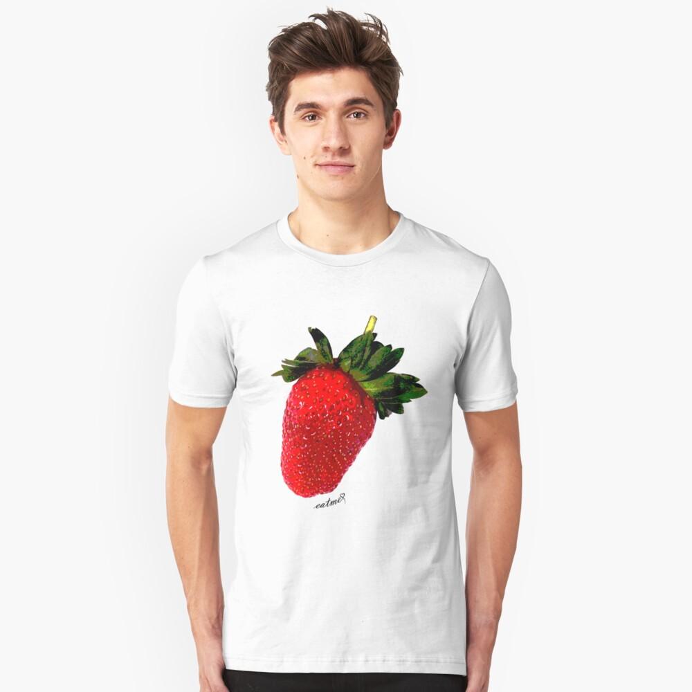 eat me Unisex T-Shirt Front