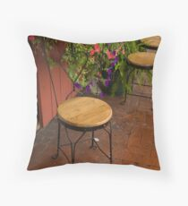 Seated Valentine Throw Pillow