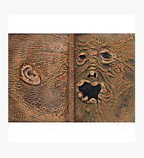 Necronomicon: Book of Dead Photographic Print