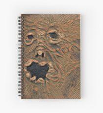 Necronomicon: Book of Dead Spiral Notebook