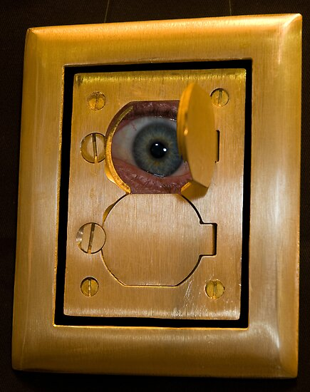 "Electric Eye by Arthur ""Butch"" Petty"