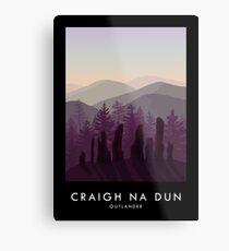 Craigh Na Dun  Metal Print