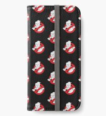 Lego Ghostbuster Logo | Cult 80s Movie iPhone Wallet/Case/Skin