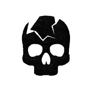 Bandit Patch, Skull Only, S.T.A.L.K.E.R by 411drpkv4c