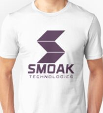 Smoak Technologies - Purple Unisex T-Shirt