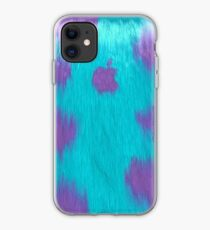 wild monster in the dark iphone case
