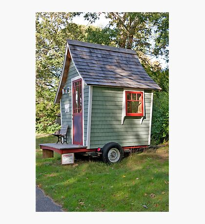 Totally Mobile Home Photographic Print