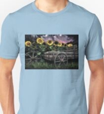 Sunflowers Abound  T-Shirt