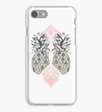 Tropical - Pink iPhone Case/Skin