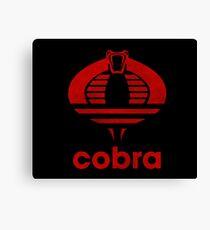 Cobra Classic Canvas Print
