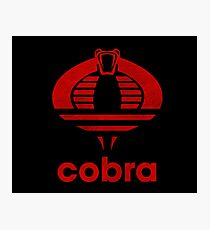 Cobra Classic Photographic Print