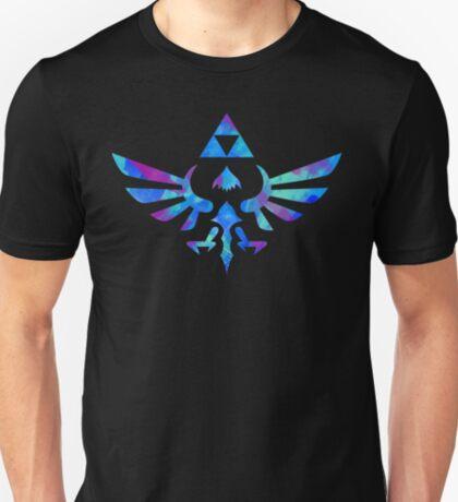 Skyward Sword Paint Blue T-Shirt