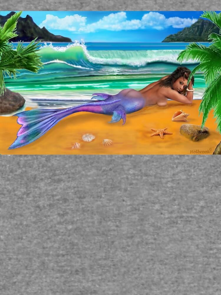 Enchanted Mermaid von HOLBROOKART