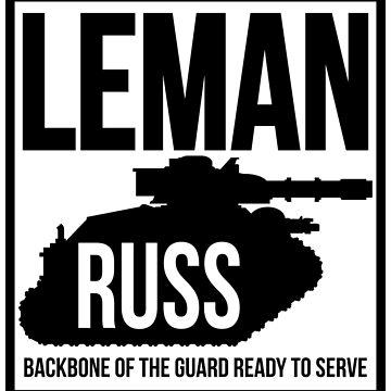 CODEX - LEMAN RUSS 2 by reuk45