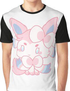 Chibi Sylveon Graphic T-Shirt