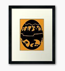 Black Precursor Orb : Jak and Daxter Framed Print