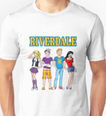 RIVERDALE COMIC EDIT  T-Shirt