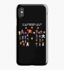 Bring These iPhone Case/Skin
