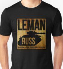 CODEX - LEMAN RUSS 2 VINTAGE Unisex T-Shirt