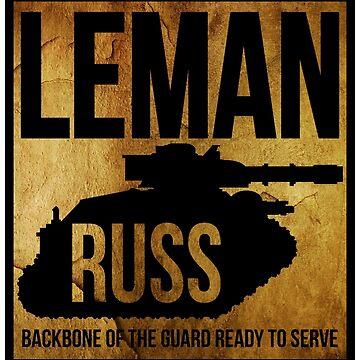 CODEX - LEMAN RUSS 2 VINTAGE by reuk45