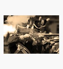 """""""Up in Smoke"""" Photographic Print"""