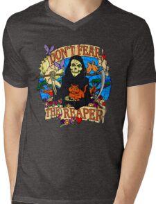 Don't Fear The Reaper Mens V-Neck T-Shirt
