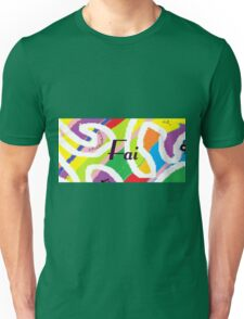 Fai - Original painting personalized with your name Unisex T-Shirt