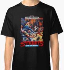 STREETS OF RAGE Classic T-Shirt