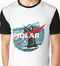 NASA fidlar logo Graphic T-Shirt