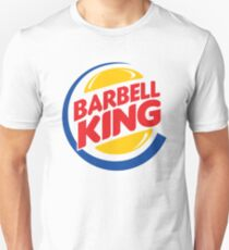 Barbell King Unisex T-Shirt