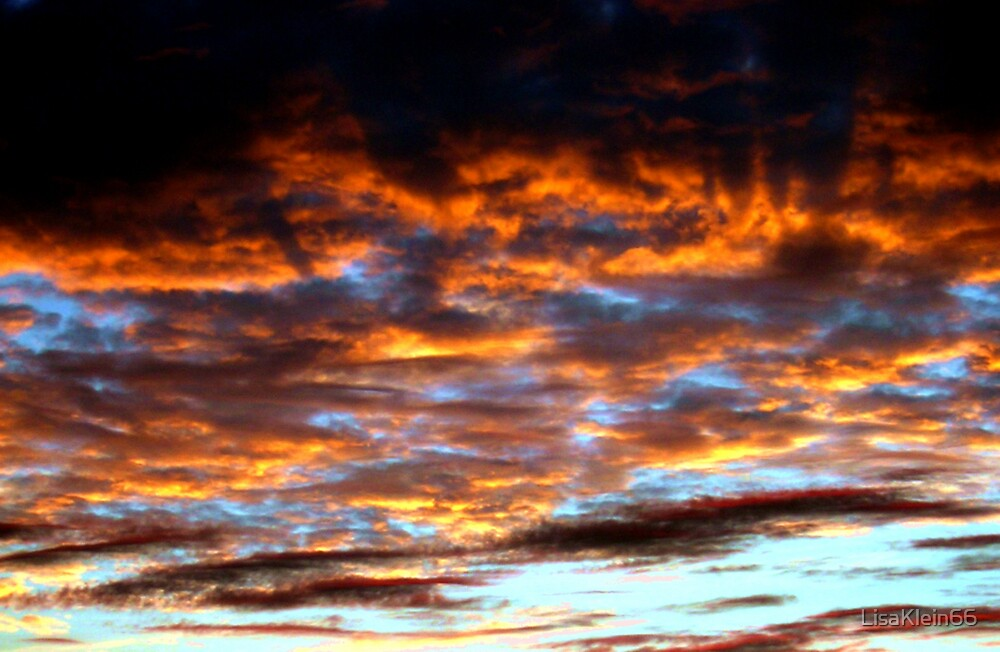 Beauty of the Sky by LisaKlein66