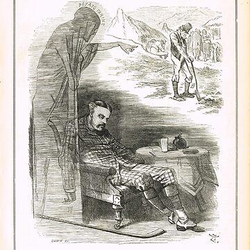 Irish Potato famine Balfour haunted 1890   by artfromthepast