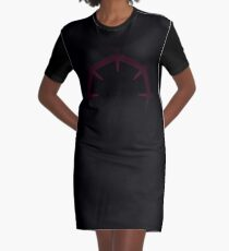 STRESS Graphic T-Shirt Dress