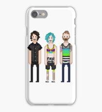 p-more pixels iPhone Case/Skin
