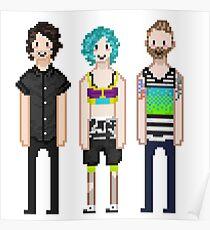 p-more pixels Poster
