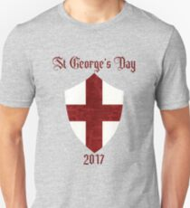 St George-The Dragon Slayer Unisex T-Shirt