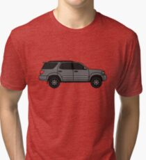 2003 Toyota Sequoia Limited Tri-blend T-Shirt